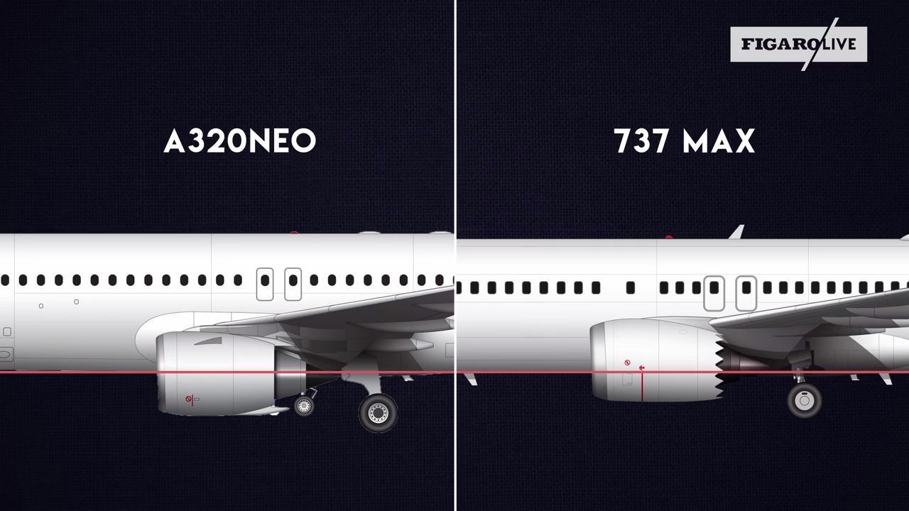 Pourquoi les Boeing 737 Max se crashent